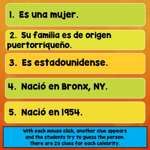 Famous Hispanics, Francophones PowerPoint, Lesson Plans, Activities