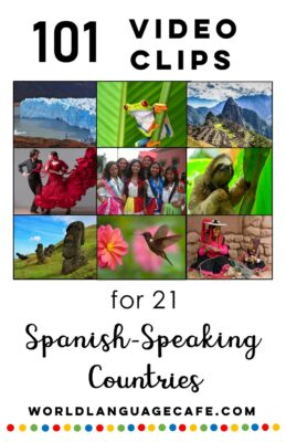 Videos for Spanish Speaking Countries