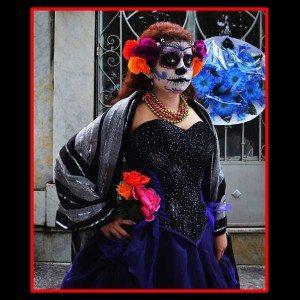 La Catrina, Día de los Muertos