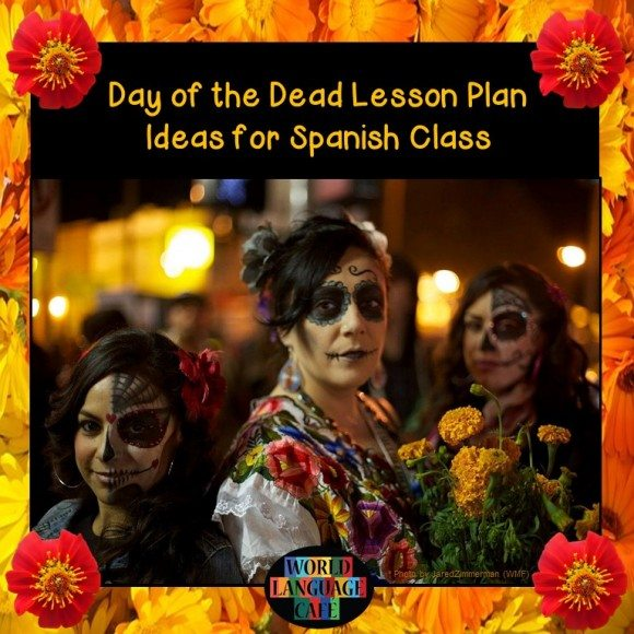 Day of the Dead Spanish Lesson Plans