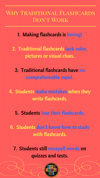 Trifold Flashcards: Why Traditional Flashcards Don't Work