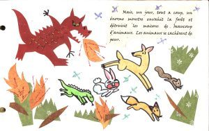 Try this French Fairy Tale Writing Project to review verbs and grammar