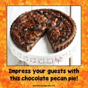 Thanksgiving Chocolate Pecan Pie Recipe