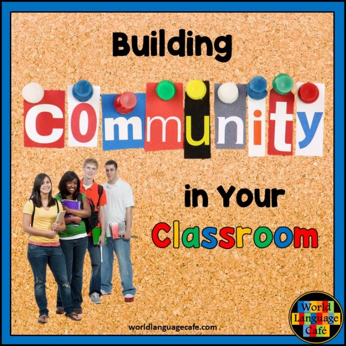Trust Building Activity for Class