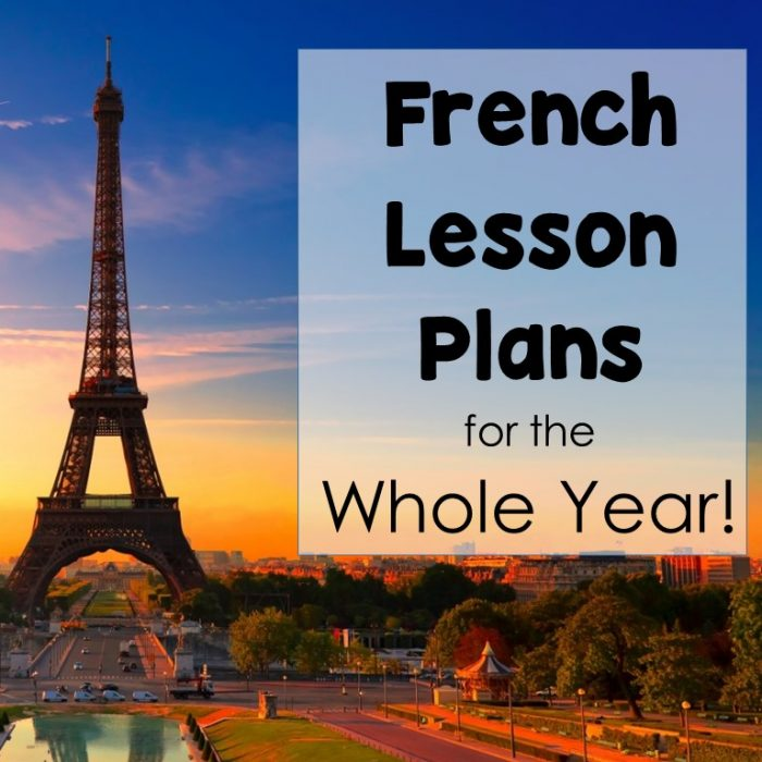 french lesson plans games activities for the whole school year. Black Bedroom Furniture Sets. Home Design Ideas