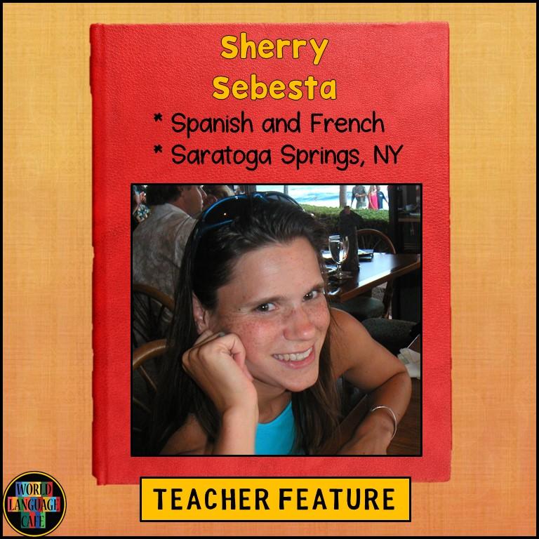 Sherry Sebesta - Teacher Feature