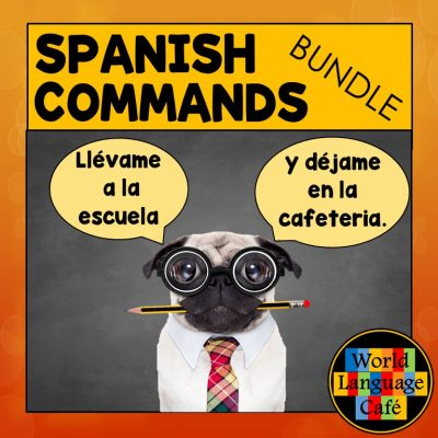 Teach your Spanish students mandatos with these lesson plans.