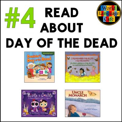 Day of the Dead Spanish Books