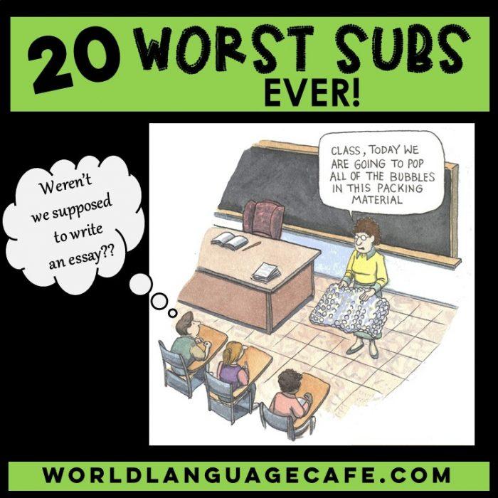 20 Worst Sub Experiences Ever!