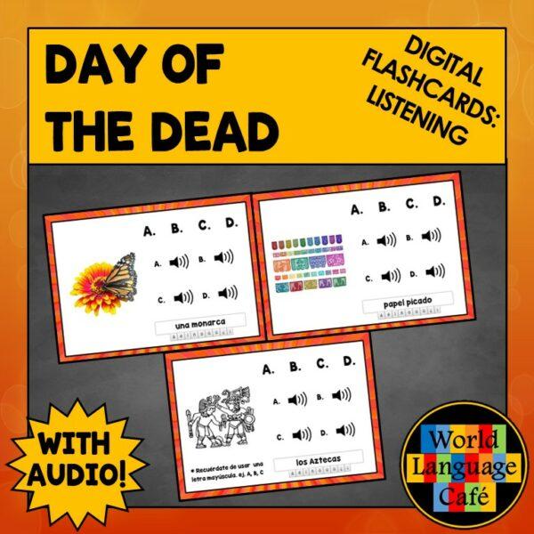 Día de los Muertos Boom Cards